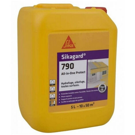 Protection hydrofuge SIKA Sikagard 790 All-in-one