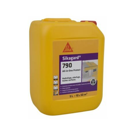 Protection hydrofuge Sikagard 790 All-in-one