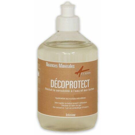 Protection & Imperméabilisant peinture argile & chaux - DECOPROTECT
