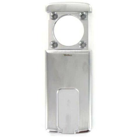 Protection magnétique Disec pour cylindre rond diamètre 37mm maximum chrome