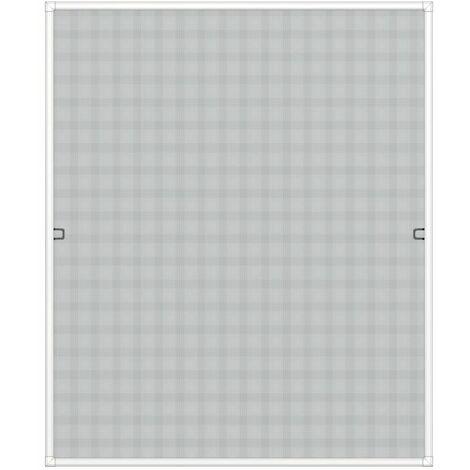 Protection WIP contre les insectes Fenêtre à châssis à partir de 100x120cm, blanc
