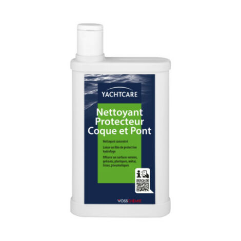Protective cleaner for hull and deck Yachtcare - 500 ml