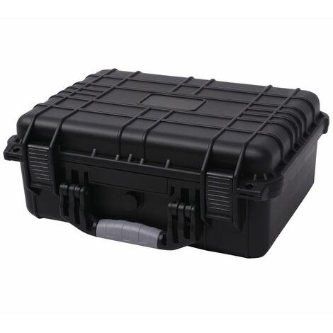Protective Equipment Case 40.6x33x17.4 cm Black