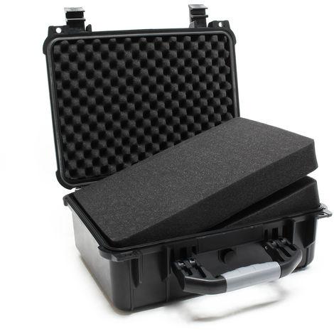 Protective equipment case Camera Hard Case Box black L 40.6x33x17.4cm