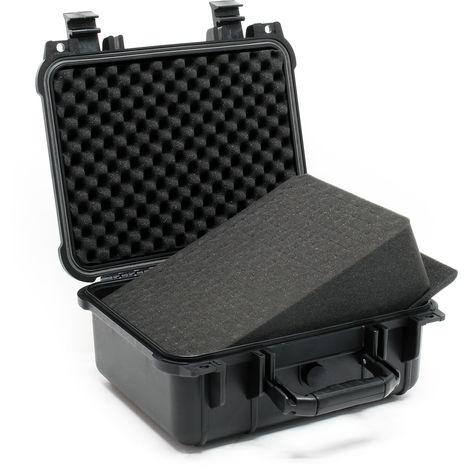 Protective equipment case Camera Hard Case Box black S 27x24.6x12.4cm