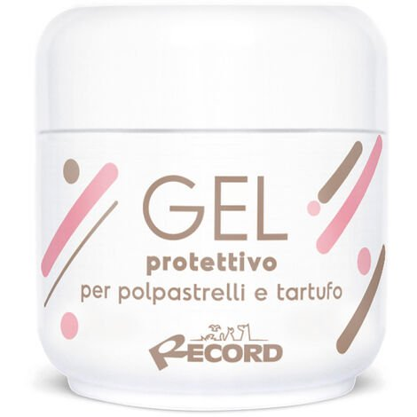 Protective gel for fingertips and truffles of dogs and cats 50ml