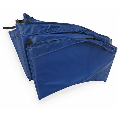 Protective spring cover for trampoline 490cm diameter - 22mm thick - Blue