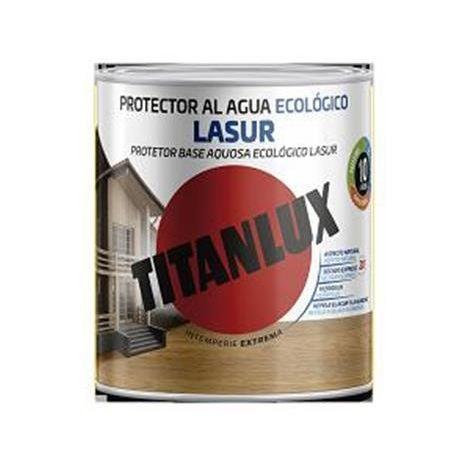 PROTECTOR AL AGUA ECOL.LASUR INCOLORO MATE 750ML.