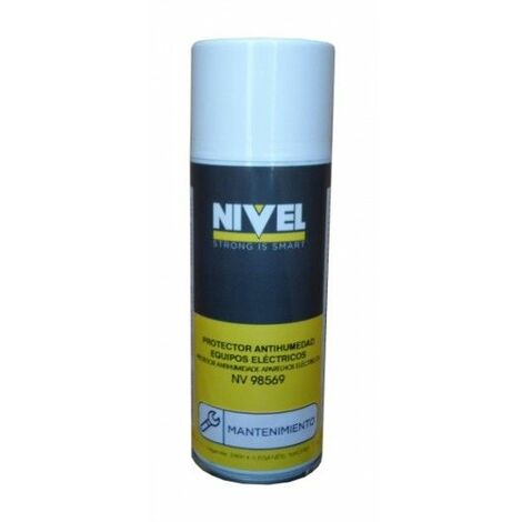 Protector Antihumedad Equipos Electricos Spray Nivel 400 Ml