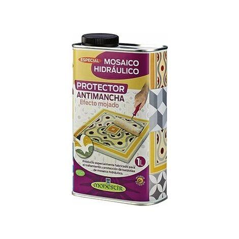 Protector Antimancha efecto mojado, especial Mosaico hidráulico (Monestir)