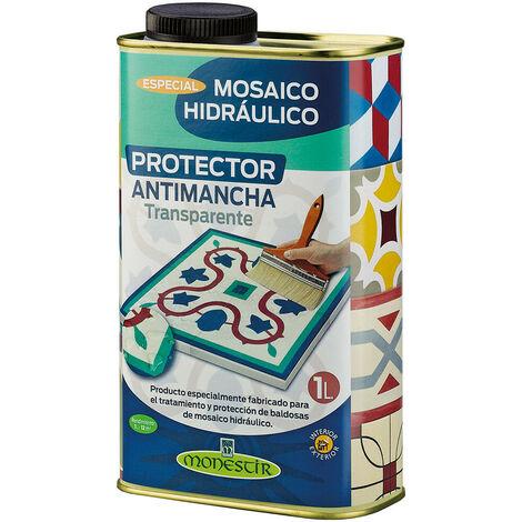 Protector Antimancha Transparente, especial Mosaico hidráulico (Monestir)