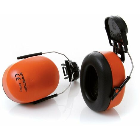 """main image of """"Protector auditivo acoplable a casco SNR 25,9dB SAFETOP Sonico Set"""""""