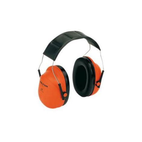 Protector auditivo PELTOR H31A300, naranja