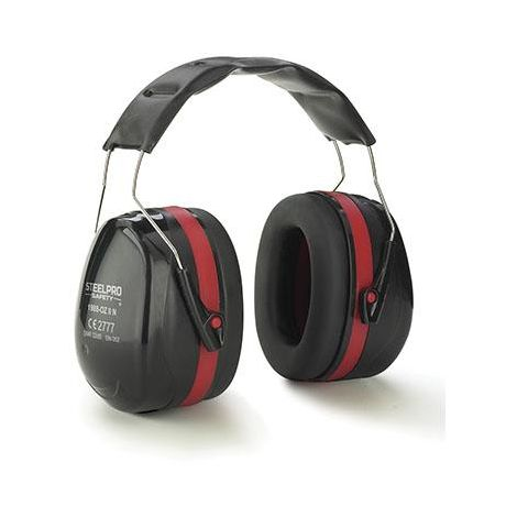 Protector auditivo steelpro 1988-oz ii n - talla