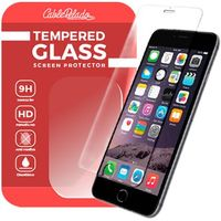 Protector Cristal Templado para iPhone 6 Transparente