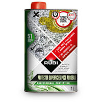 Protector de superficies poco porosas Rubi RP-51 - 1 l