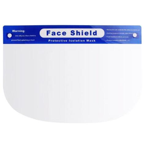Protector facial desechable, mescara protectora de aislamiento, 1PCS