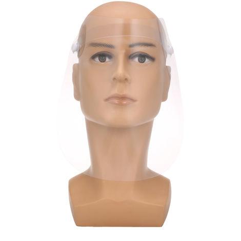 Protector facial protector, mascara de seguridad, 10 piezas