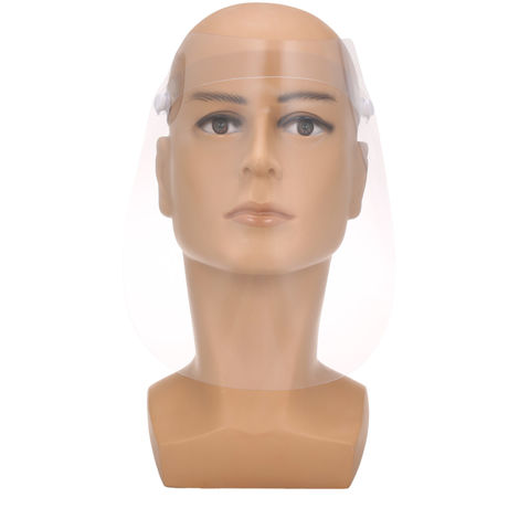 Protector facial protector, mescara de proteccion facial completa, 5 piezas