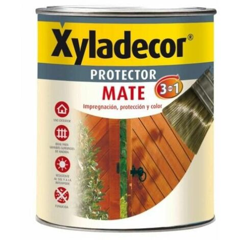 Protector mate extra 3 en 1 PALISANDRO Xyladecor 5 L