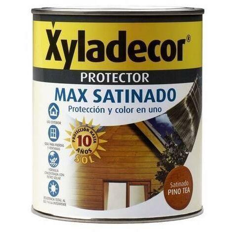 Protector Max satinado madera 750ml