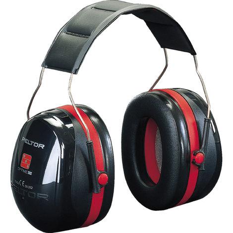 "main image of ""Negro ruido 3M casco OPTIME 3 PELTOR H540A"""