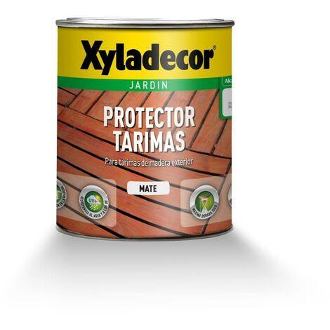 Protector para tarimas Aquatech Teca 2,5L