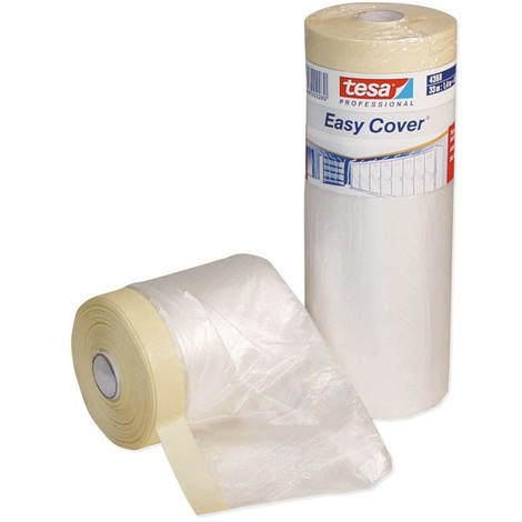 Protector + Plastico - EASY COVER - 4368 - 33MX1400MM