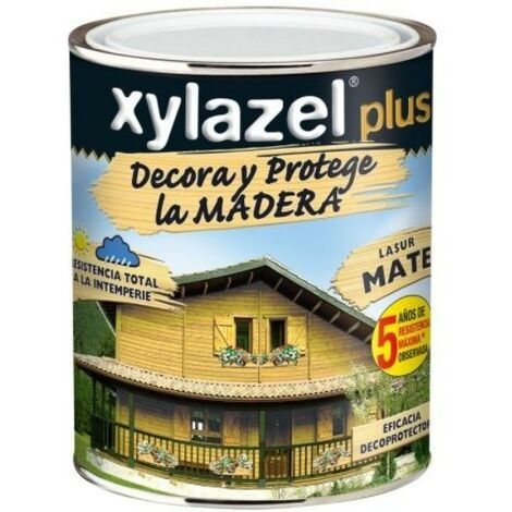 Protector prep. mad 750 ml inc. ext. mate lasur xylazel