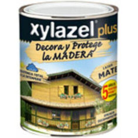 Protector prep. mad 750 ml nogal ext. mate lasur xylazel