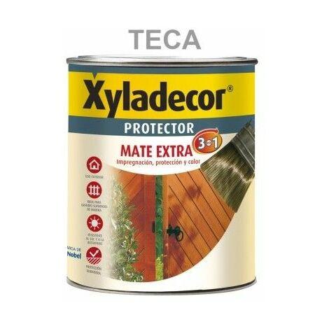 Protector Preparacion Madera 750 Ml Teca Interior/Exterior Mate