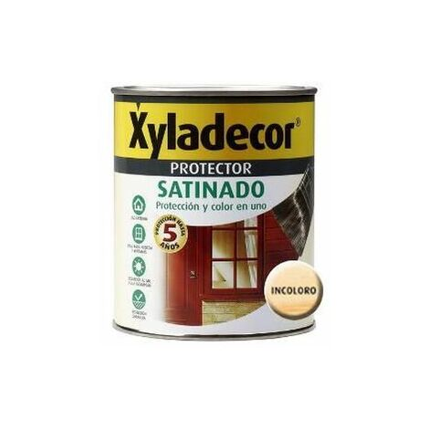 Protector satinado INCOLORO Xyladecor 375 ml