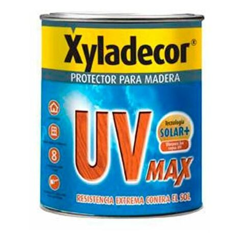 Protector Uv Max Incoloro 750 Ml Xyladecor