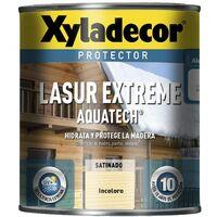 Protector Xyladecor Lasur Extreme Aquatech Incoloro 750 Ml