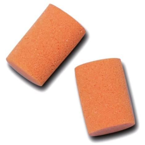 Protectores Auditivos/Orejeras Caja 200 pares Matrix Naranja S/cordón