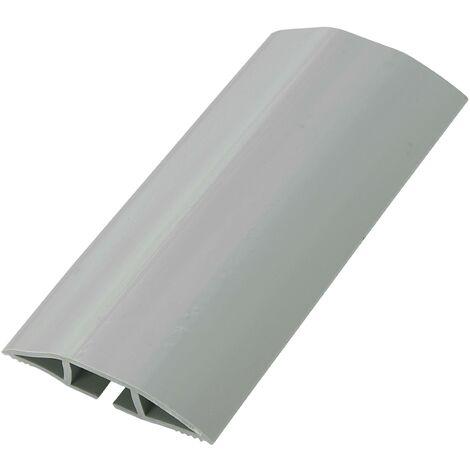 Protège-câbles PVC gris KSS SRD75GY 541739 Nombre de canaux: 1 Longueur 1830 mm 1 pc(s) S19420