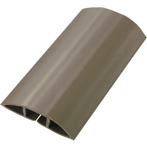 Protège-câbles PVC marron KSS SRD100BN 541814 Nombre de canaux: 1 Longueur 1830 mm 1 pc(s)