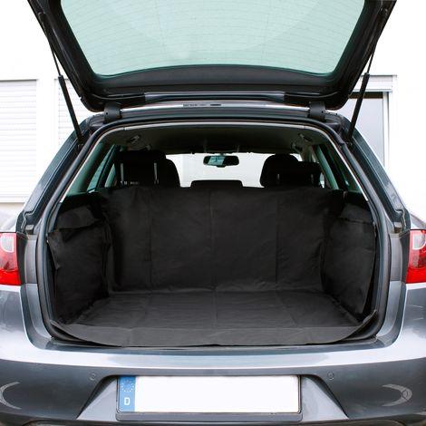 Protège coffre housse protection voiture tapis couverture animaux imperméable