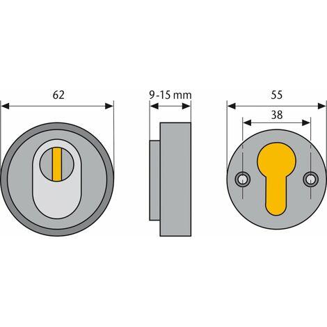 Protège cylindre RHZS 415