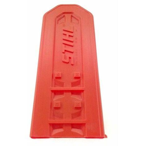 Protège guide chaine tronçonneuse Stihl 25cm MSA160