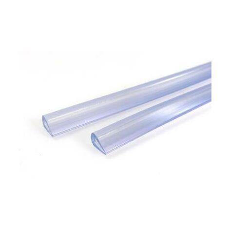 Protege portiere transparent 2 x 65 cm pour voiture 4x4 utilitaire