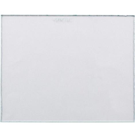 Protège-verre transparent, Dimensions : 40 x 110 mm (Par 50)