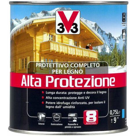 Protettivo Completo Legno Alta Protezione Incolore 750 ml Solvente