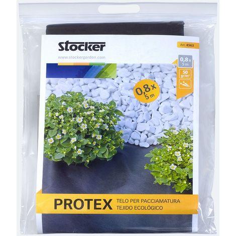Protex - Tela para acolchado 50 g/m² - 0,8 x 5 m