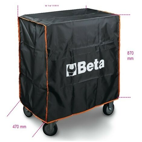 Protezione In Nylon Per Cassettiera Mobile C37 - Beta 3700-COVER C37