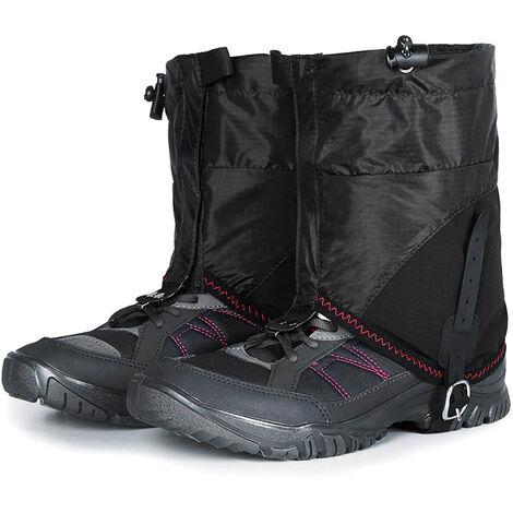 Protezioni gambe nere