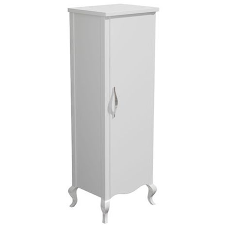 Provence Tall Cabinet White