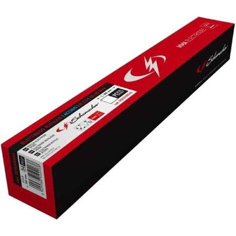 PROWELTEK Electrode de soudure Rutile Ø 3.2 mm Longueur 350mm Carton de 66 pcs Schumacher