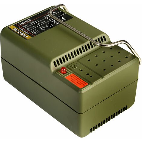 Proxxon 28706 Micromot NG 2/S Single Speed Transformer