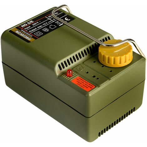 Proxxon 28707 Micromot NG 2/E Variable Speed Transformer